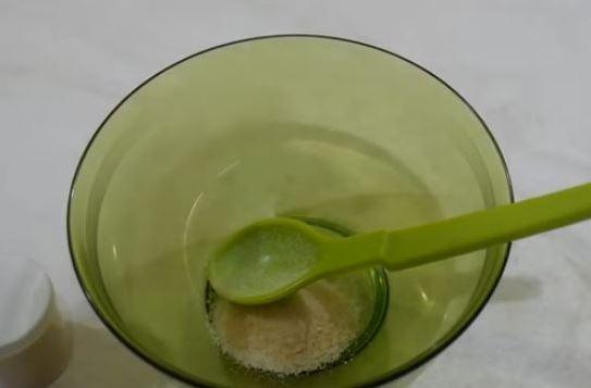 cara membuat masker gelatin tanpa microwave