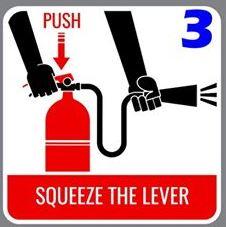 cara menggunakan apar pass squeeze