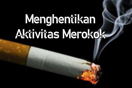 Cara Merawat Organ Pernapasan hentikan merokok