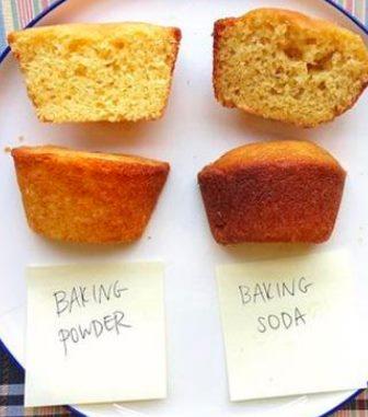 beda soda kue dengan baking soda