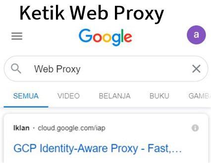 Cara Membuka Situs yang Diblokir di Google Chrome HP