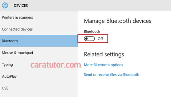 Cara Menyambungkan Speaker Bluetooth Ke Laptop Windows 10
