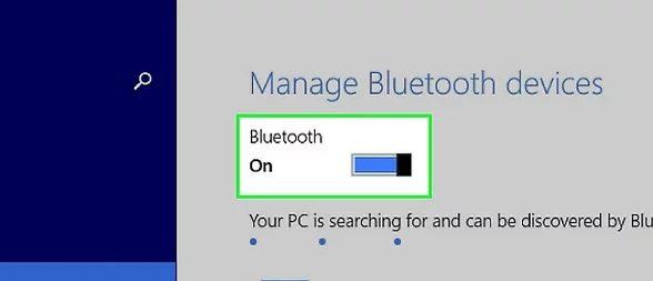 Cara Menyambungkan Speaker Bluetooth Ke Laptop Windows 8