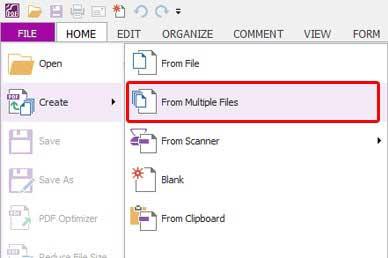 Menyatukan File PDF dengan Foxit Reader