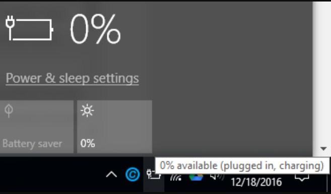 Baterai Laptop Asus Plugged In Charging Tapi Tidak Mengisi